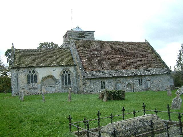 St George's Church, Damerham
