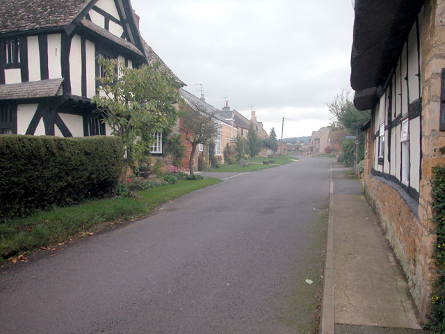 Worcestershire village