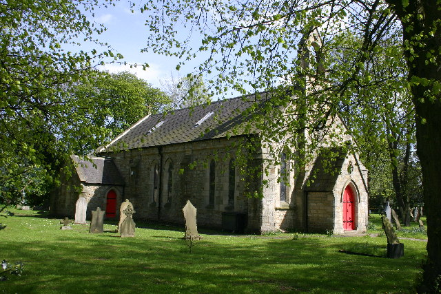 St. Peter's Church, Byers Green