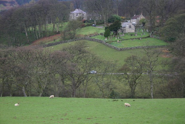 Bransdale Lodge, Cockayne
