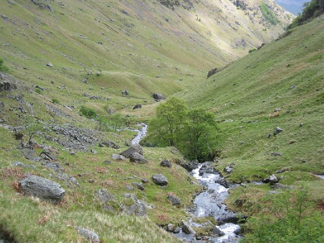 Permissive Path in Dovedale