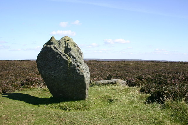 The Cammon Stone, Rudland Rigg