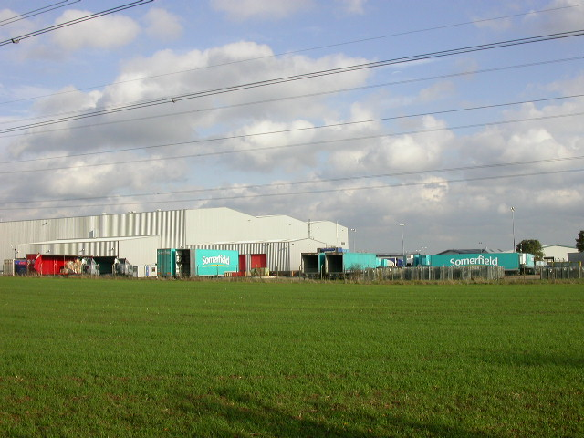 Park Farm Industrial Estate, South