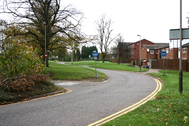 Tilling Road, Beaumont Leys, Leicester