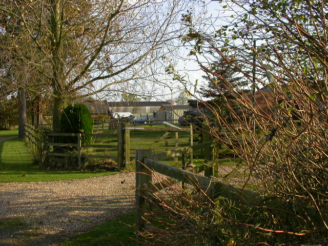 Farm Buildings at Wilby Hall