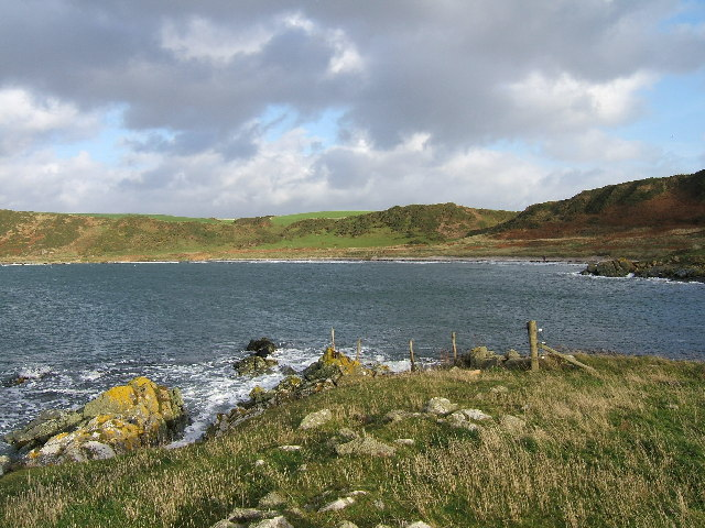 Ardwell Bay (or High Ardwell Bay as the locals call it).