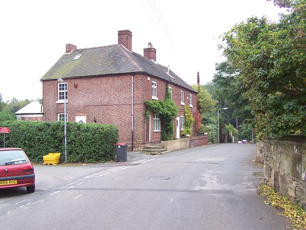 Old Vicarage Road, Dawley