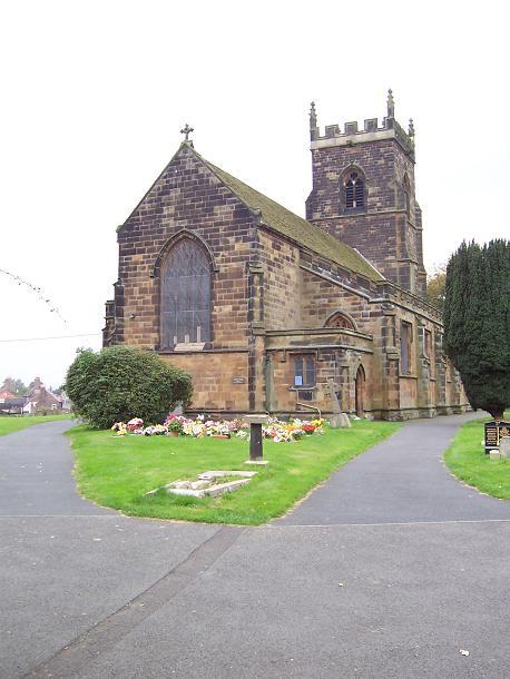 Holy Trinity, Dawley Magna