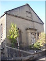 SE0920 : Middle Dean Street Chapel, West Vale, Greetland by Humphrey Bolton