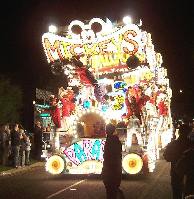Burnham carnival