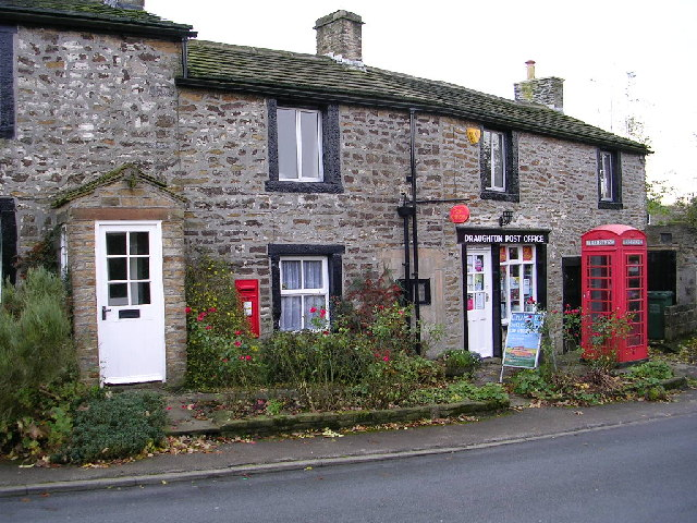 Draughton - Post Office
