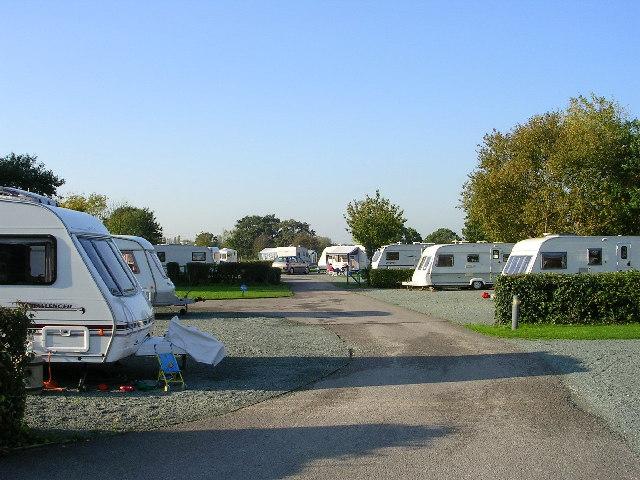 York - Beechwood Grange Caravan Club Site