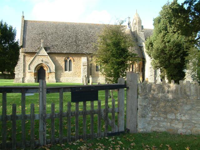 All Saints 'new' Church, Nuneham Courtenay