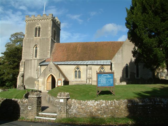St. Matthew's Church, Harwell