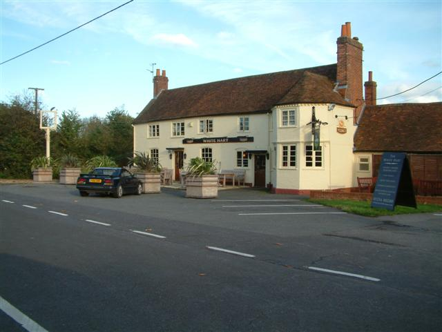 The White Hart, Sherfield on Loddon