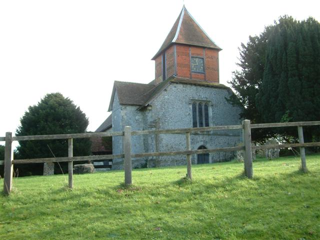 All Saints Church, Monk Sherbourne