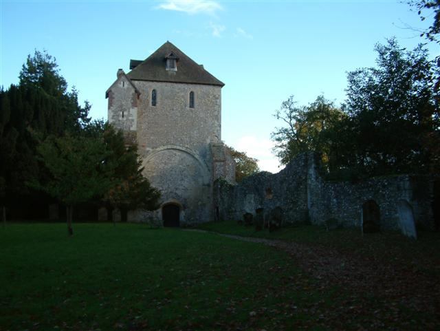 Pamber Priory