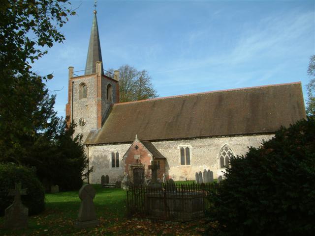 St. Andrew's Church, Sherborne St. John