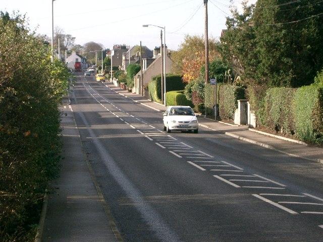 Main Street Crossford.