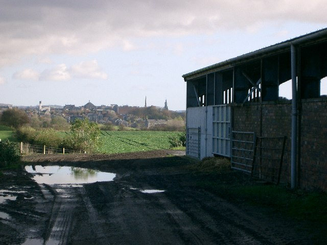 Farm Buildings.