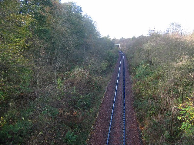 Railway, Cairneyhill.
