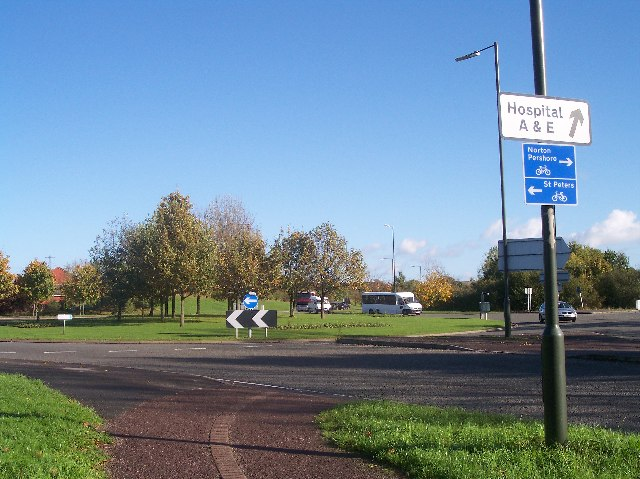 Southern Relief Road Roundabout