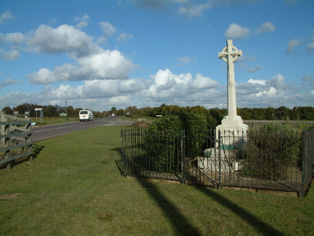War Memorial, Sway, New Forest