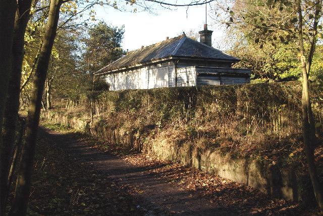 Pitfodels Station.