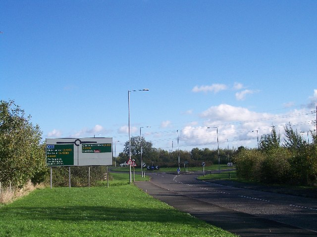 Trotshill Roundabout