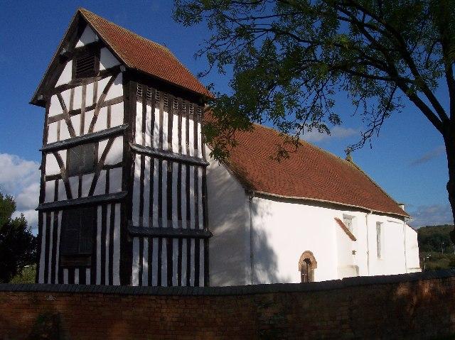 Warndon Church