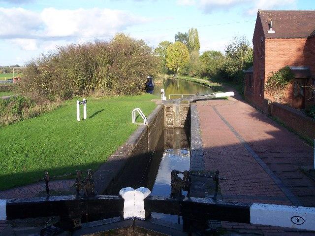 Perdiswell Lock