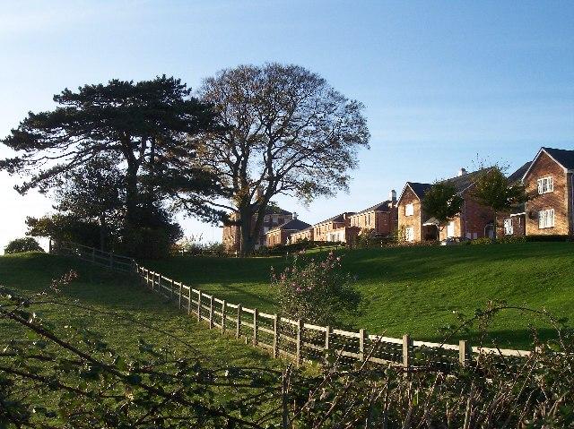 Housing Estate on Site of Powick Mental Hospital