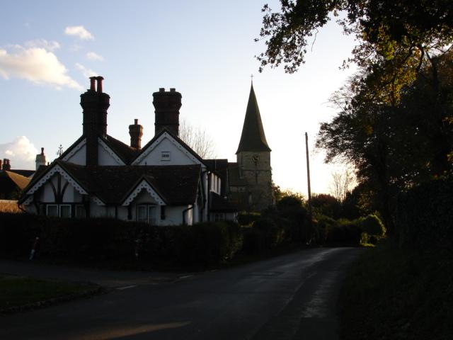 All Saints Church Old Heathfield