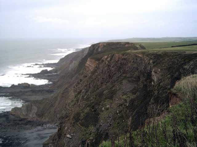 Mansley Cliff