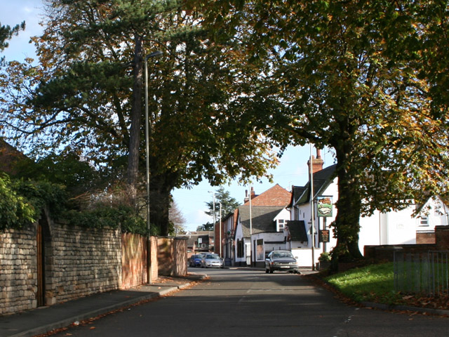 Main Street, Humberstone, Leicester