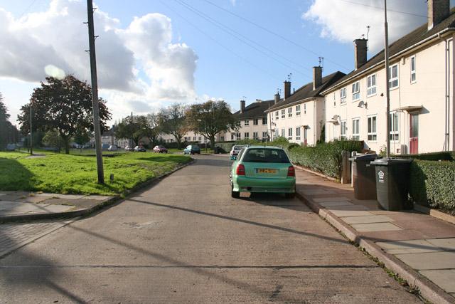 Grantham Road, Humberstone Garden village, Leicester