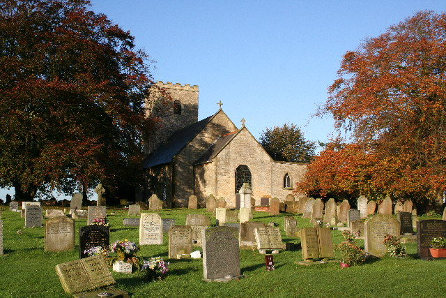 St.Peter's church, Bishop Norton, Lincs.