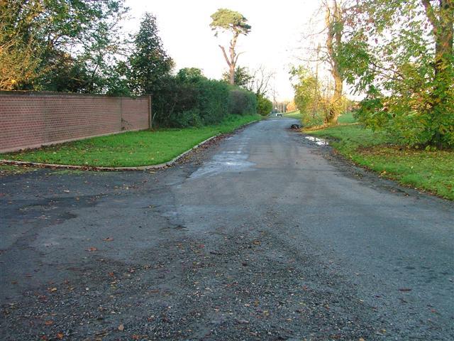Old Hemlington Road