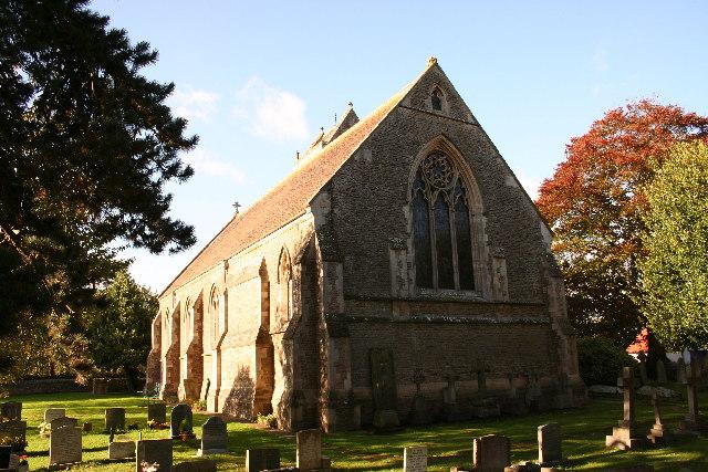 St.Hilary's church, Spridlington, Lincs.