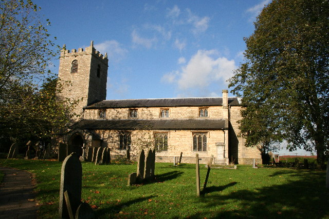 St.Mary's church, Welton, Lincs.
