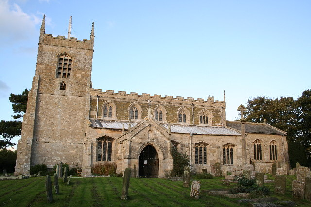 St.Mary's church, Winthorpe, Lincs.
