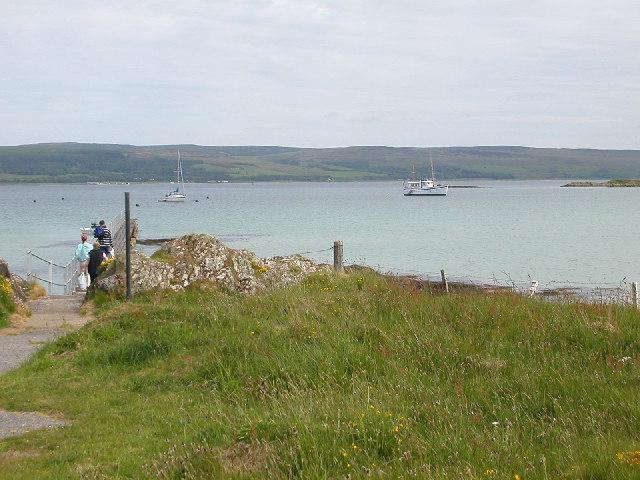 Ardminish Bay, Isle of Gigha.