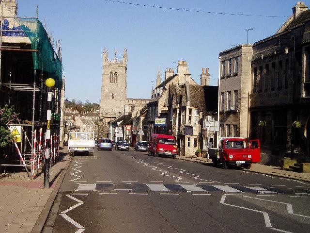 High Street St Martin's, Stamford