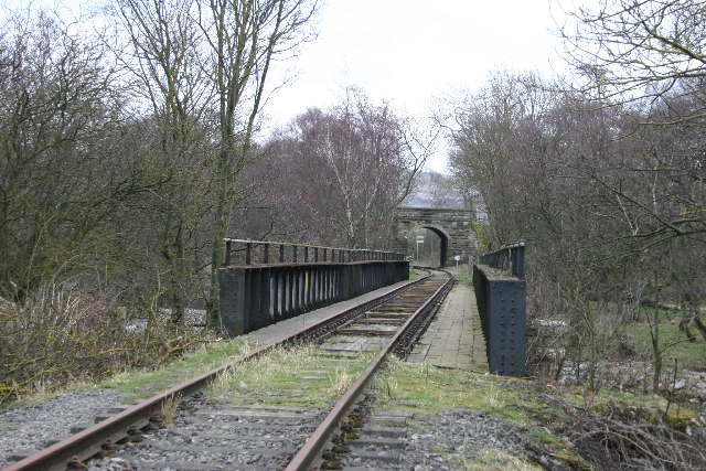 Weardale Railway near Stanhope