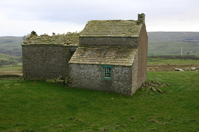 The Ruins of Bishop's Seat Farm