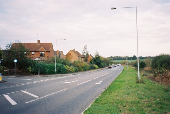 Town meets country, Bracknell