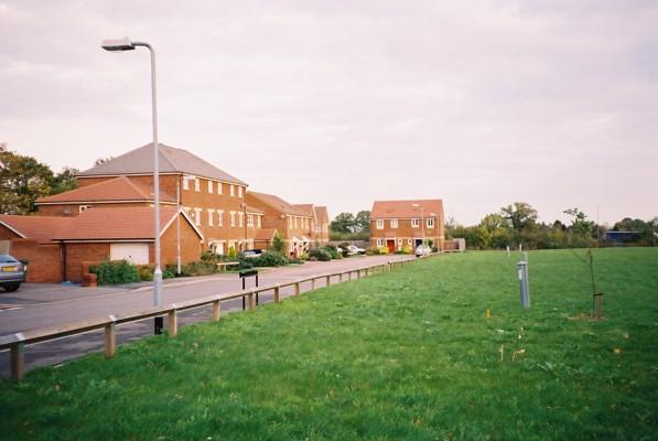 Modern housing, Bracknell