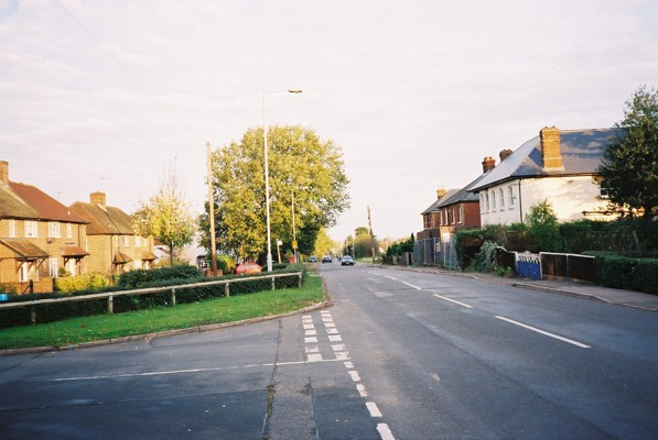 Chavey Down Road