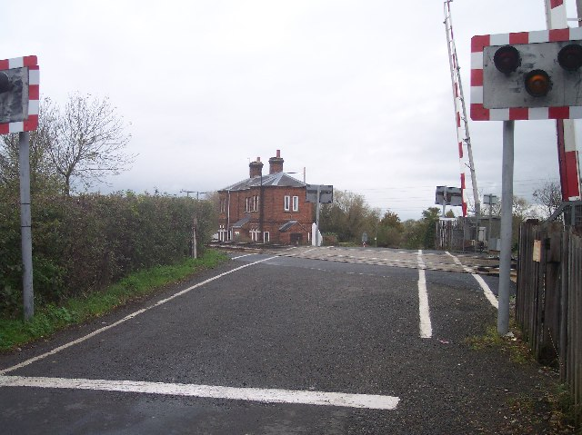 Brockhampton Level Crossing