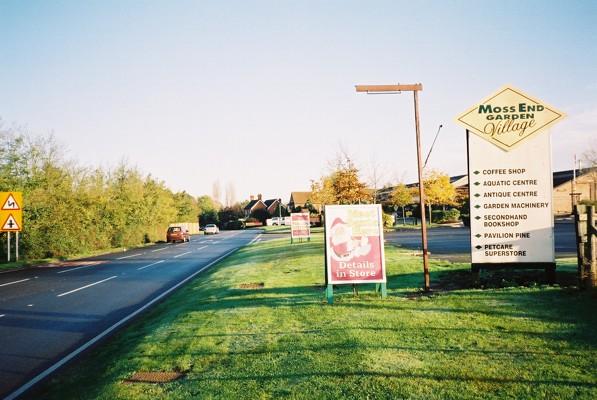 Moss End